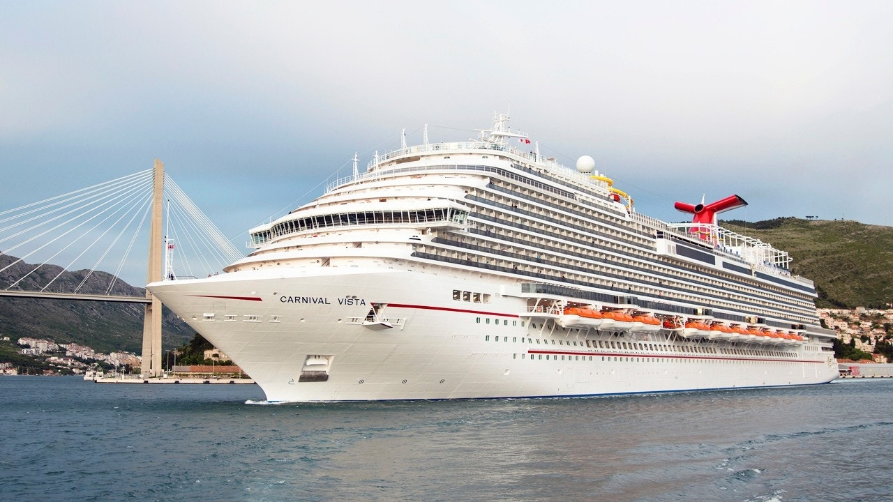 Top carnival cruise ships for Best us cruise lines