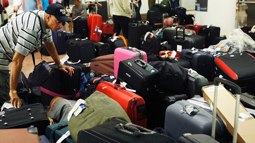Lost luggage? You may be entitled to some money.