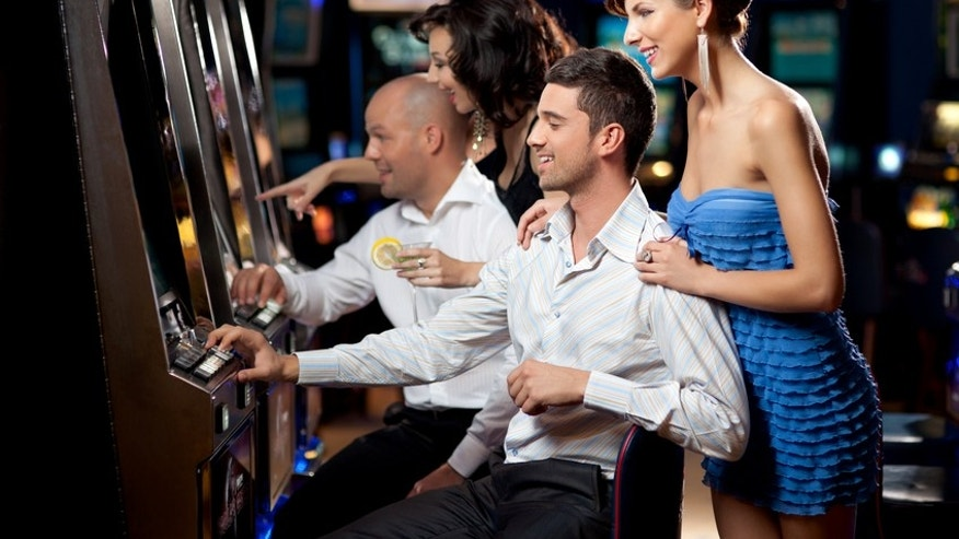 Free booze at the slots is becoming a thing of the past.