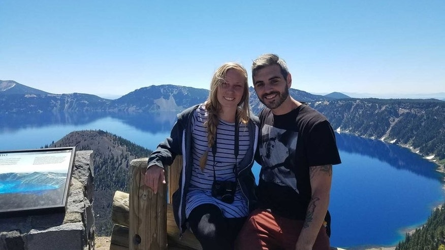This couple has broke the road trip record and they're not stopping.