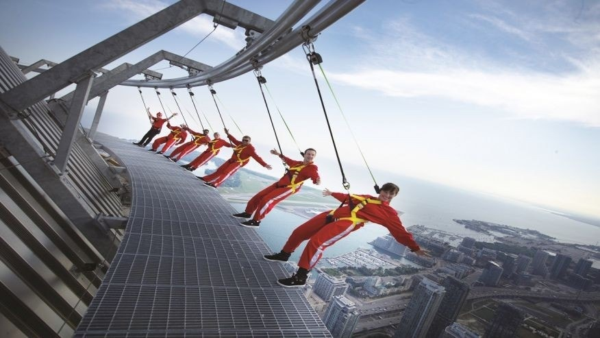 7 urban adventures for serious thrill-seekers