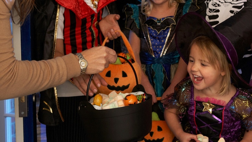 No kid wants to miss out on a great Halloween haul.