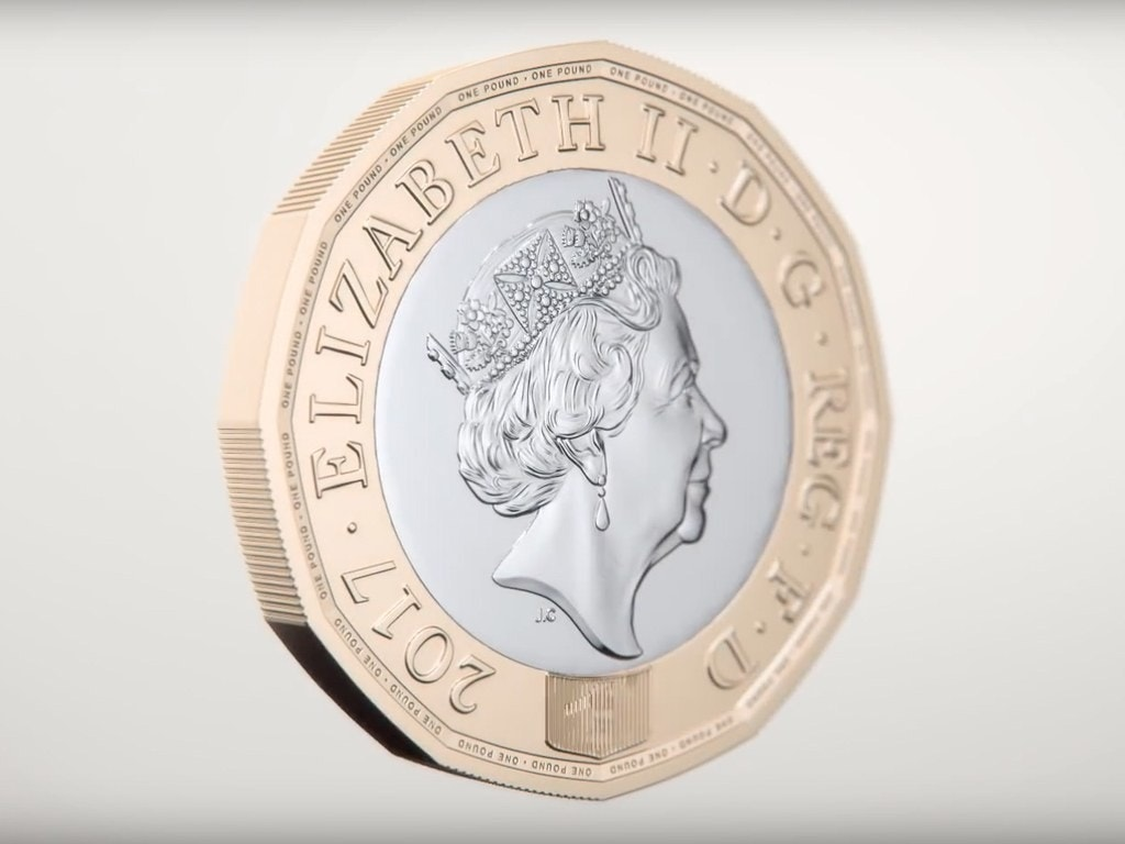 Britain S New Pound Coin May Not Fit Into Vending Machines