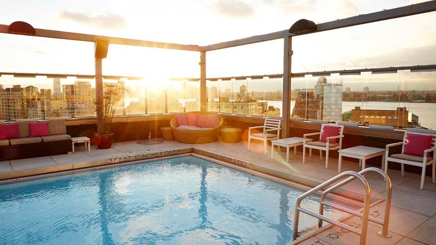 Ganesvoort Hotel Group, Marriott, Hyatt hotels and more are rolling out big booking deals on Black Friday and Cyber Monday.