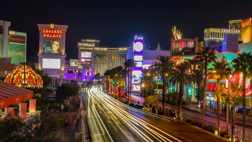 Caesars to phase out free parking at 8 Las Vegas resorts