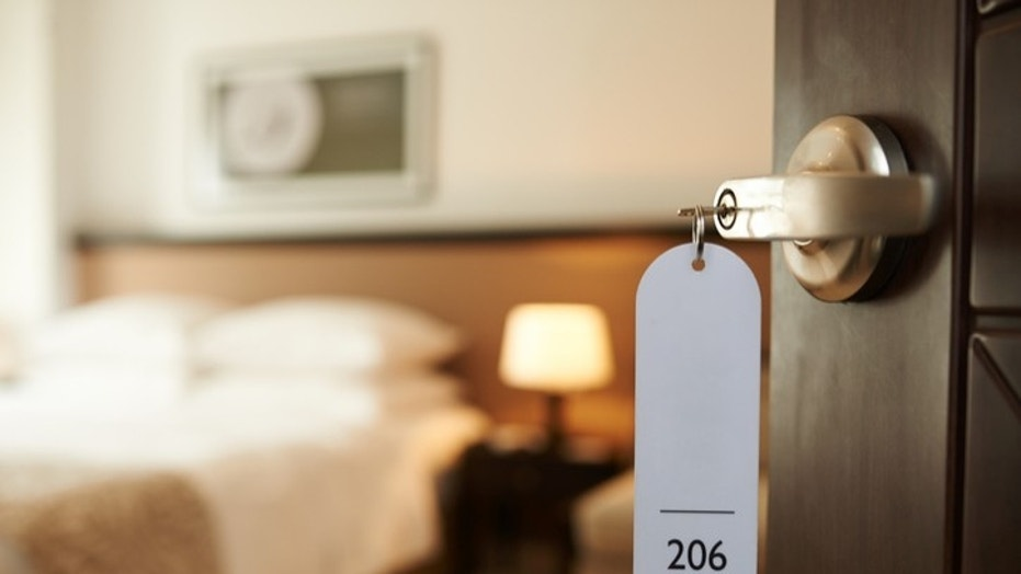 Your hotel room may look clean but avoid these items anyway.