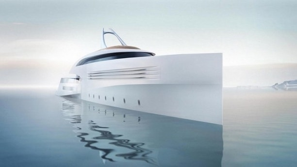 mothership and beach house yacht