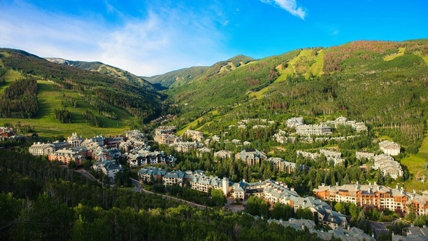 In Beaver Creek, CO.