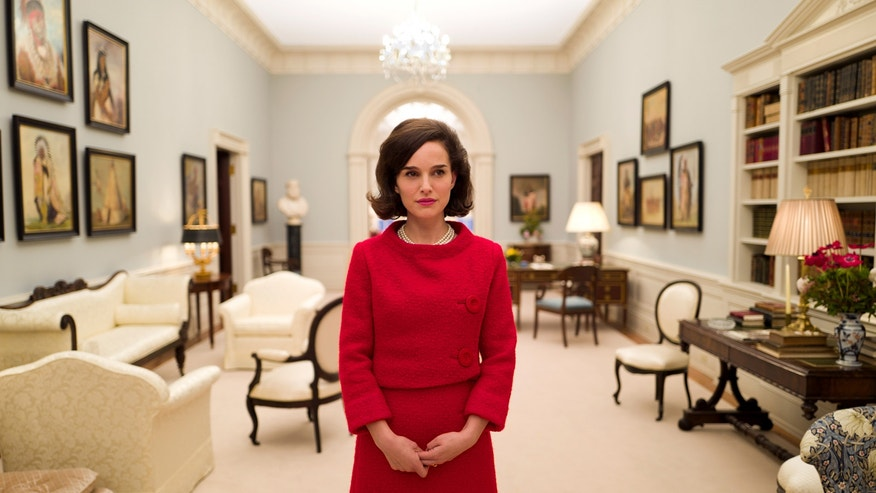 """Jackie"" stars Natalie Portman as the iconic first lady Jacqueline Kennedy Onassis."