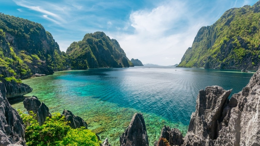 Palawan, an archipelagic province in the western Philippines known for its lagoons and coral reefs, is the proposed site of for a Nickelodeon theme park.