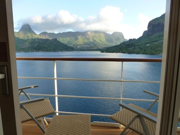 What you should know before booking a cruise ship balcony room for Balcony booking