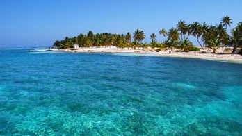 Belize, Lighthouse Reef Atoll, Caribbean Sea