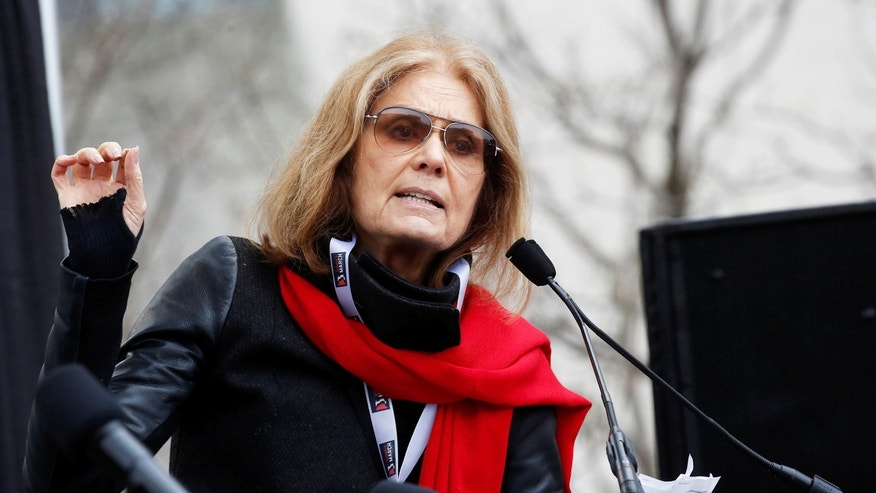 Activist Gloria Steinem headlined the Women's March in Washington but did you know she once conned Playboy Bunny ears as an undercover reporter?