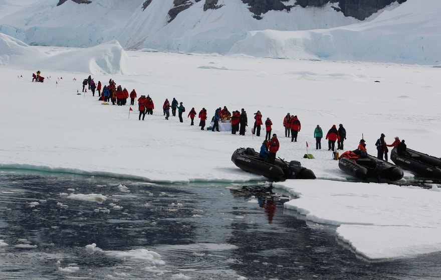 Why traveling to antarctica may be the hottest ticket in for How to go to antartica