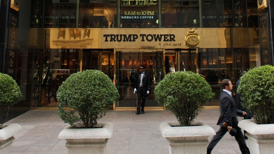 trump tower reut