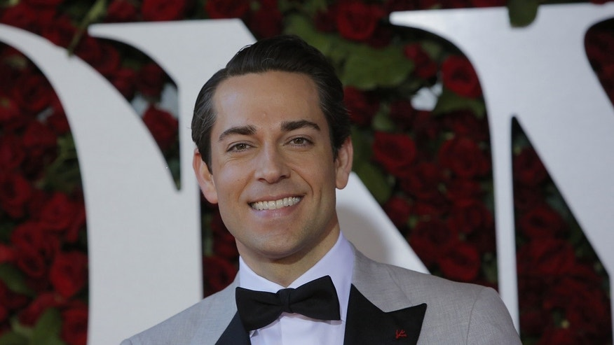 "Voice of Flynn Rider in Disney's ""Tangled"" and ""Tangled Ever After"", actor Zachary Levi."
