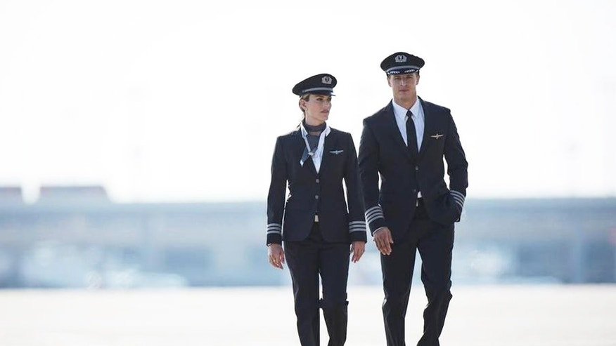 American Airlines  rolled out the new uniforms for over 70,000 workers including flight attendants, pilots and gate agents in September.