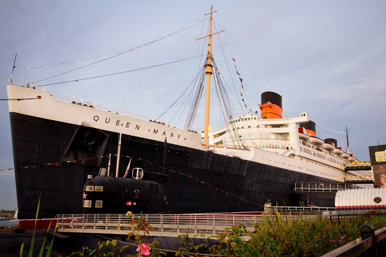 queen mary in urgent need of repairs to prevent sinking experts warn fox news. Black Bedroom Furniture Sets. Home Design Ideas