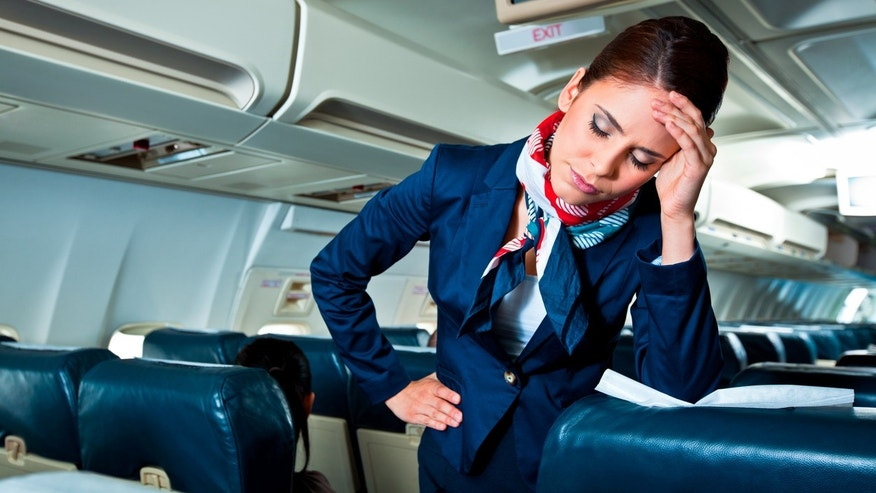 Flight attendants want passengers to know that everyone is in this traveling thing together.
