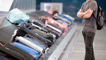 airline baggage istock