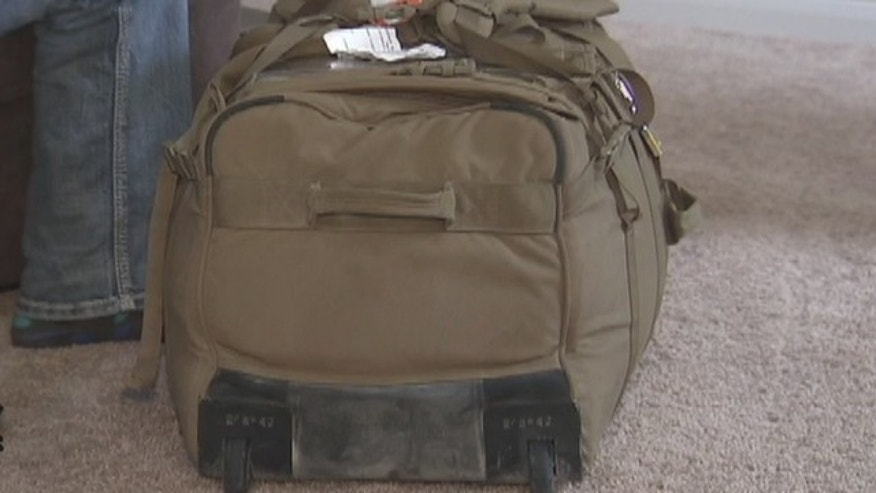 united soldier bag