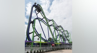 the joker rollercoaster six flags