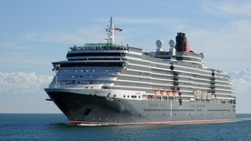 cunard cruise ship
