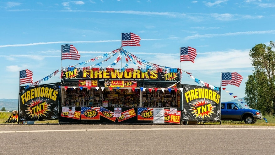 Half of these fireworks probably aren't legal in your neck of the woods.