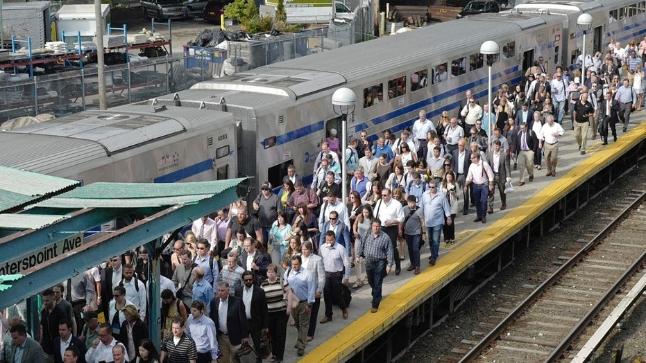 Long Island Rail Road commuters have been warned that they may experience delays and cancellations while traveling on the rail road due to Amtrak repairs that began Monday, July 10, 2017.