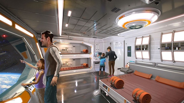 star wars hotel disney 1