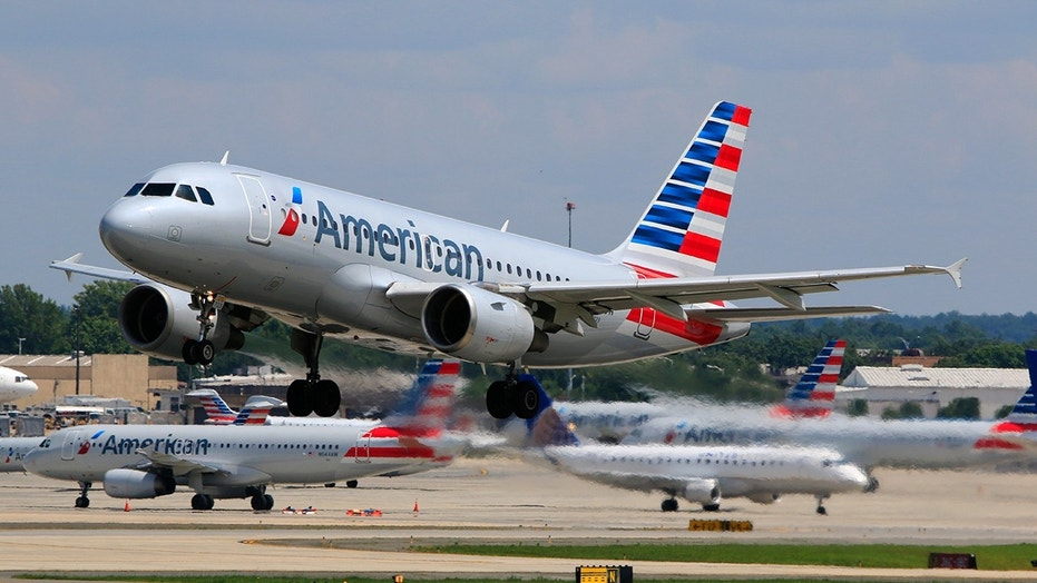 The American Airlines employee said he merely forgot to remove them.