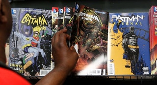 comic books reuters
