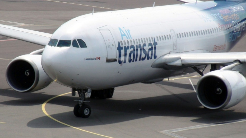 Air Transat keeps passengers on a tarmac for six hours after an eight hour flight.