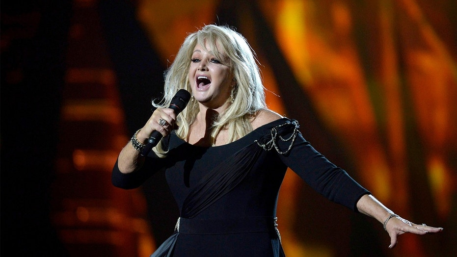 Welsh singer Bonnie Tyler will perform her 1983 hit live on a cruise liner during the eclipse.