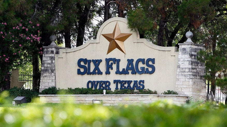 Six Flags to Remove Confederate Flag and All Non-American Flags