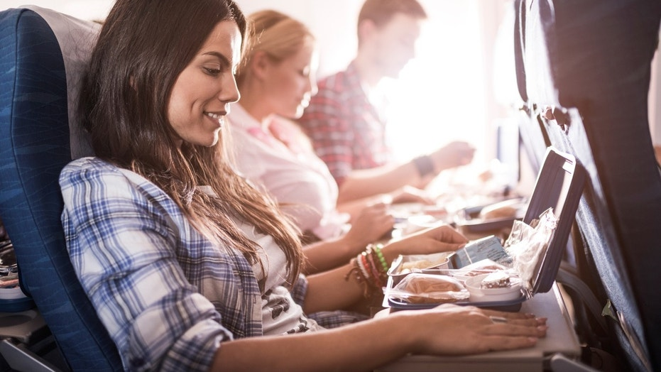 This airline uses carefully curated snacks to help ease passengers' worries.