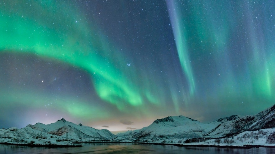 Northern Lights Will Be Visible Across Much Of Continental