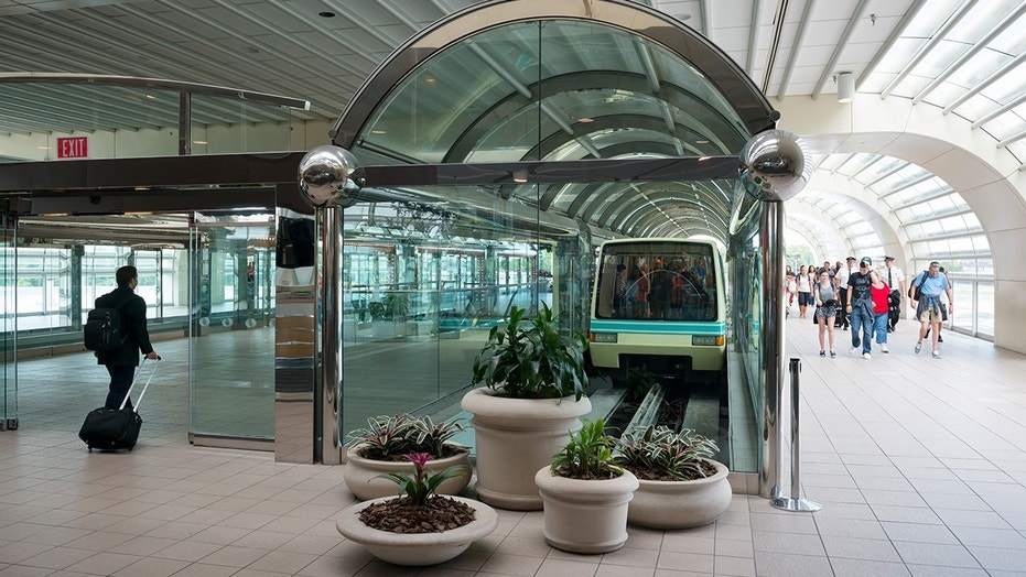 "Orlando International Airport won the top spot for ""Mega"" airports according to a new survey"