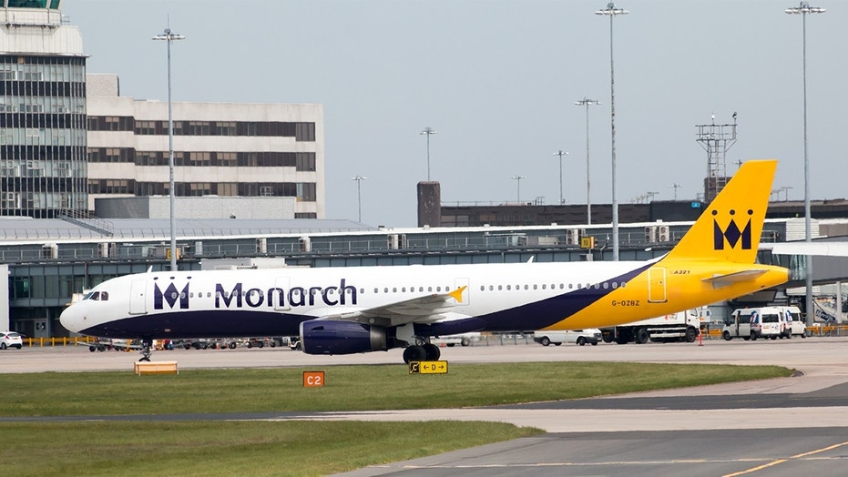 Monarch Airlines halted business, leaving thousands of passengers stranded