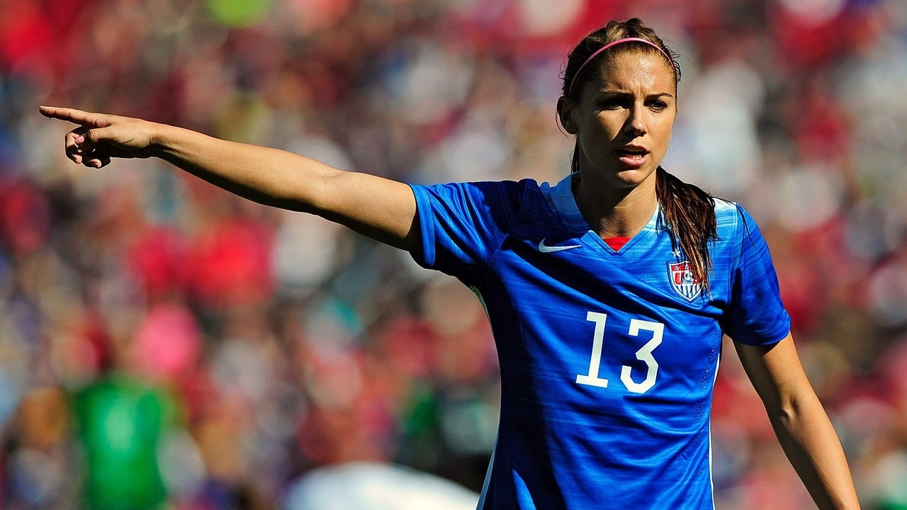 Disney World booted Alex Morgan and fellow soccer stars for being 'belligerent,' police say