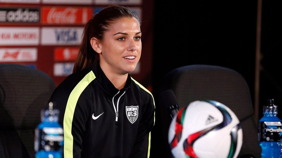 Body Cam Footage Shows Alex Morgan Arguing With Disney World Police