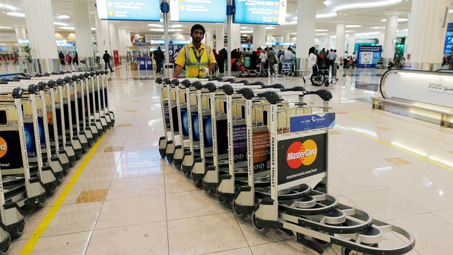 The Dubai International Airport will begin using the technology in 2018.