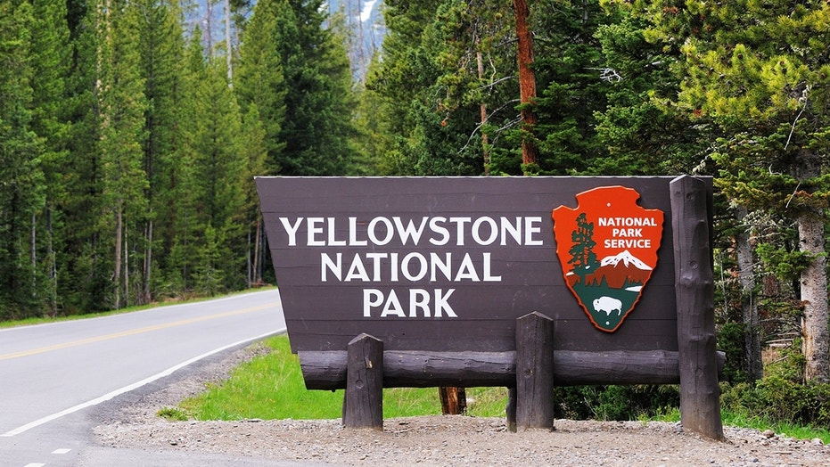 Colorado fourth-grader Christian Thomas made the final step of his journey at Yellowstone National Park.