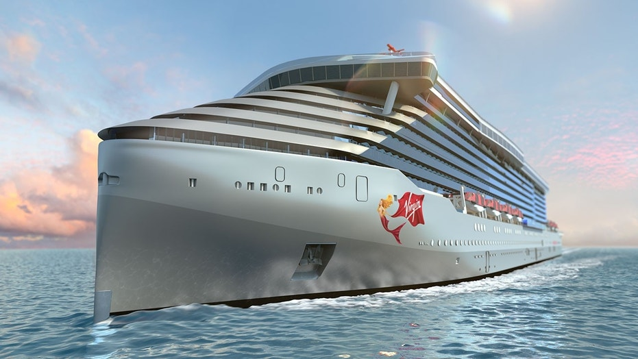 Virgin Voyages' first-ever cruise ship will only be open to the 18-plus crowd.