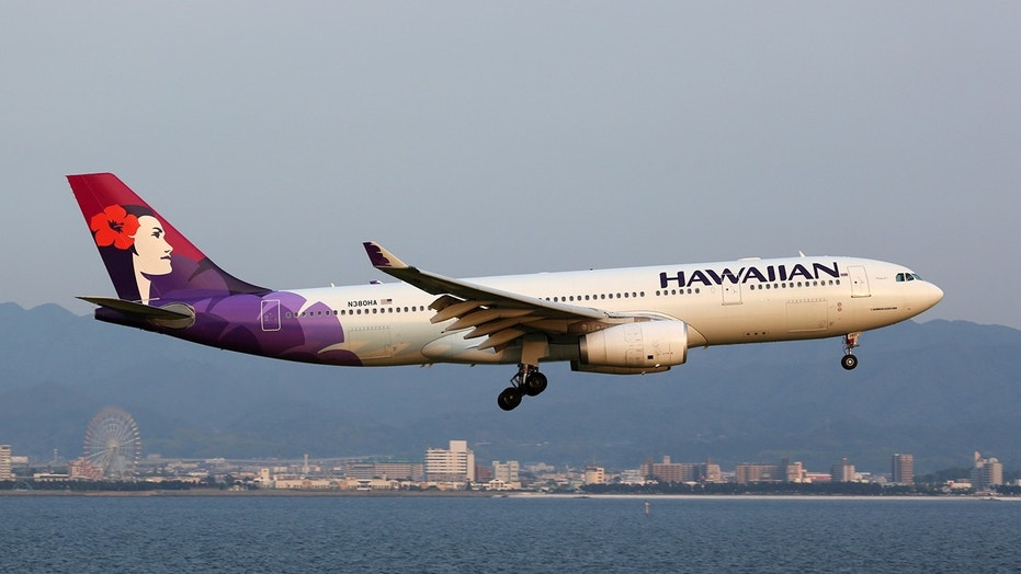 Hawaiian airlines engine catches fire upon landing at seattle the federal aviation administration continues to investigate the incident sciox Gallery