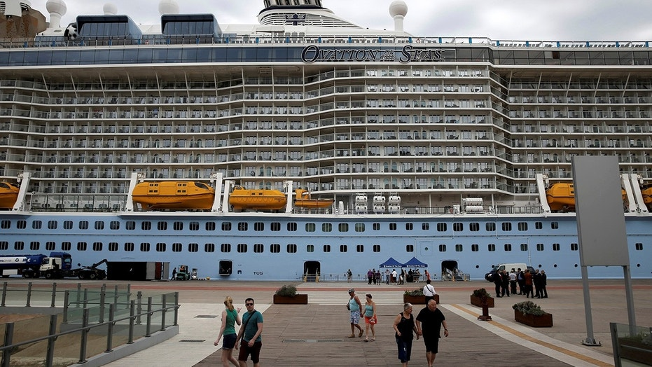 Cruise Ship Passengers Experience Outbreak Of Vomiting Diarrhea - Outbreak on cruise ship