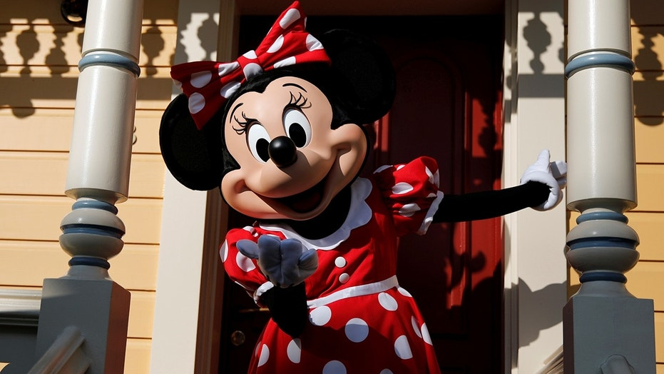 Minnie Mouse's vintage ears are creating excitement and long lines at Disneyland