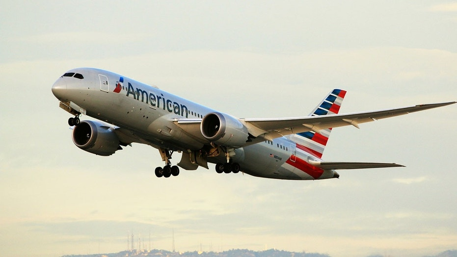 Despite the pit stop, American Airlines flight 662 arrived at its original destination less than two hours behind schedule.