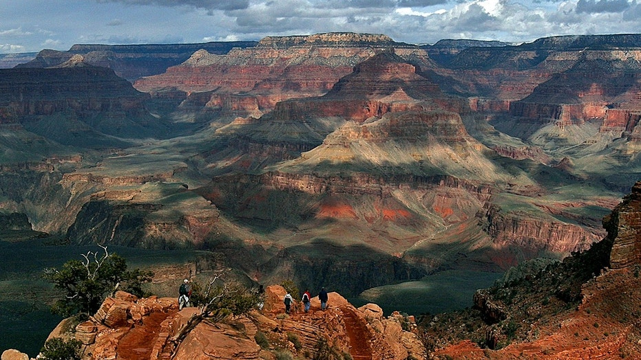 The Grand Canyon is one of the parks affected by the news.