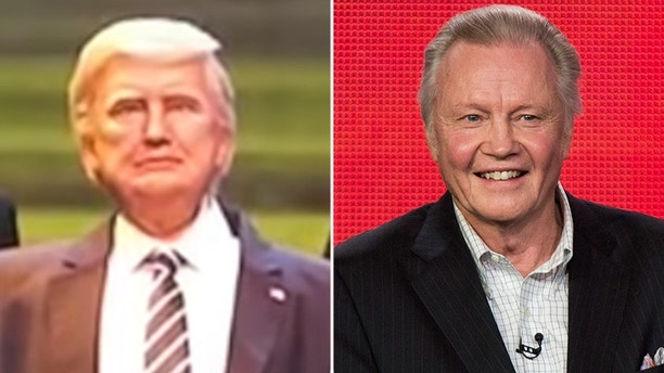 trump voight split